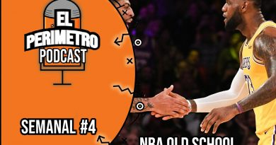 Podcast semanal: NBA 'old school'