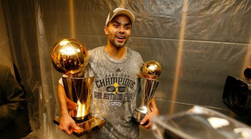 Merci, Tony Parker