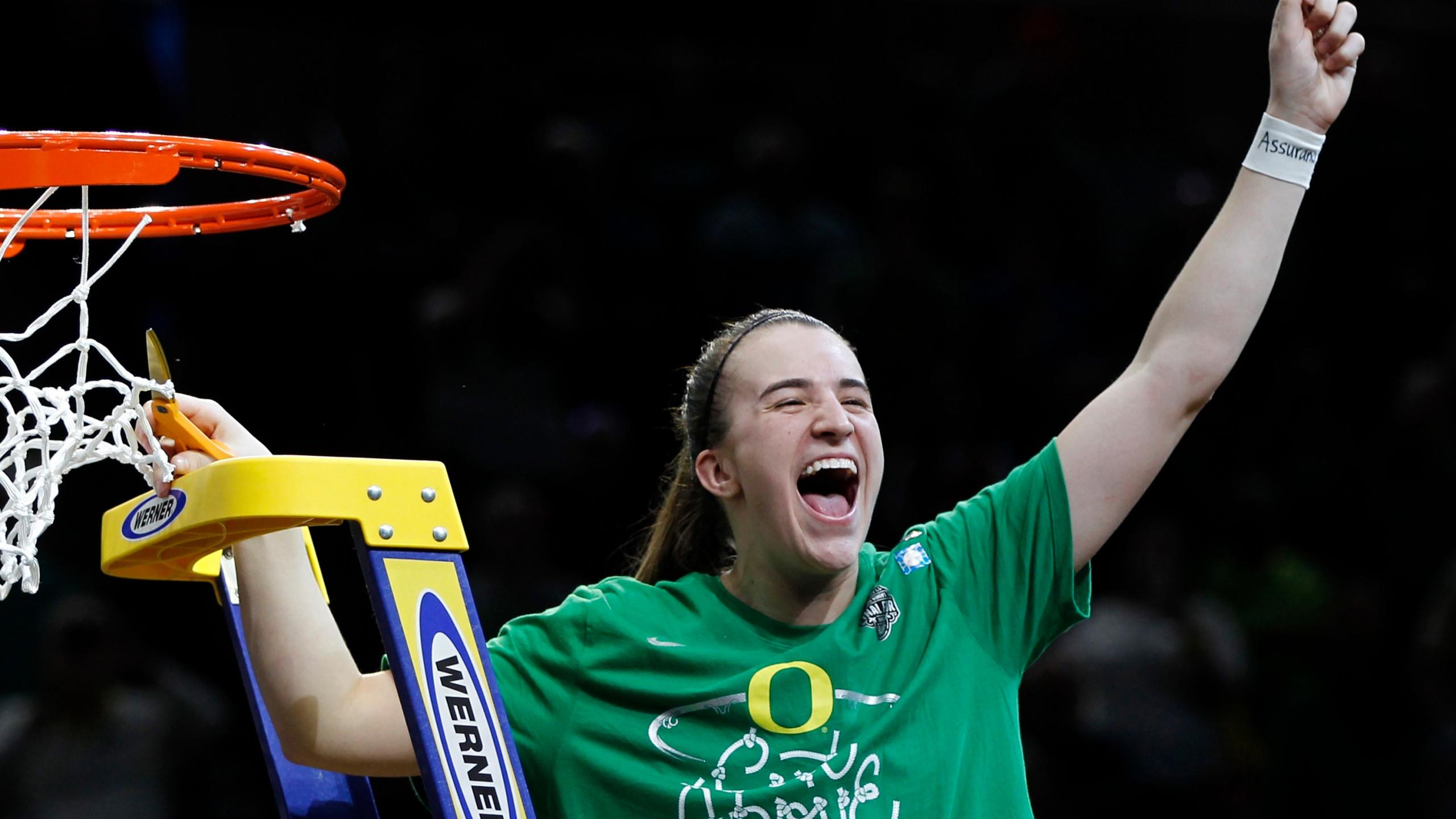 Sabrina Ionescu, futura estrella del baloncesto