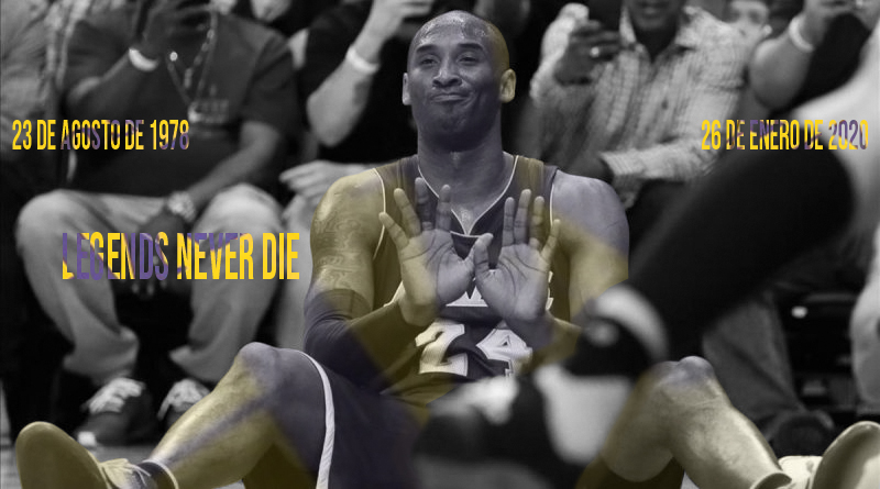 'Dear Kobe…'