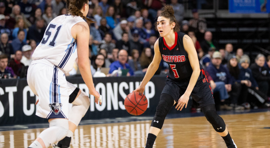 Entrevista | Lindsey Abed, ex-NCAAW en Hartford Hawks