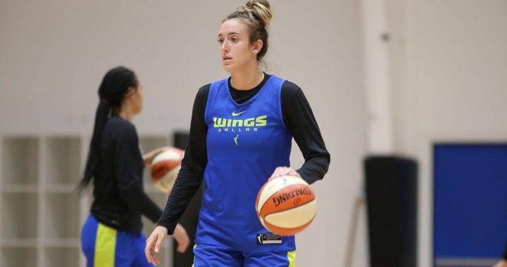 Entrevista | Marina Mabrey, WNBA en Dallas Wings