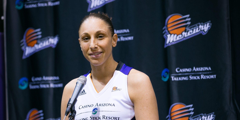 Diana Taurasi no quiere ser entrenadora, quiere ser propietaria
