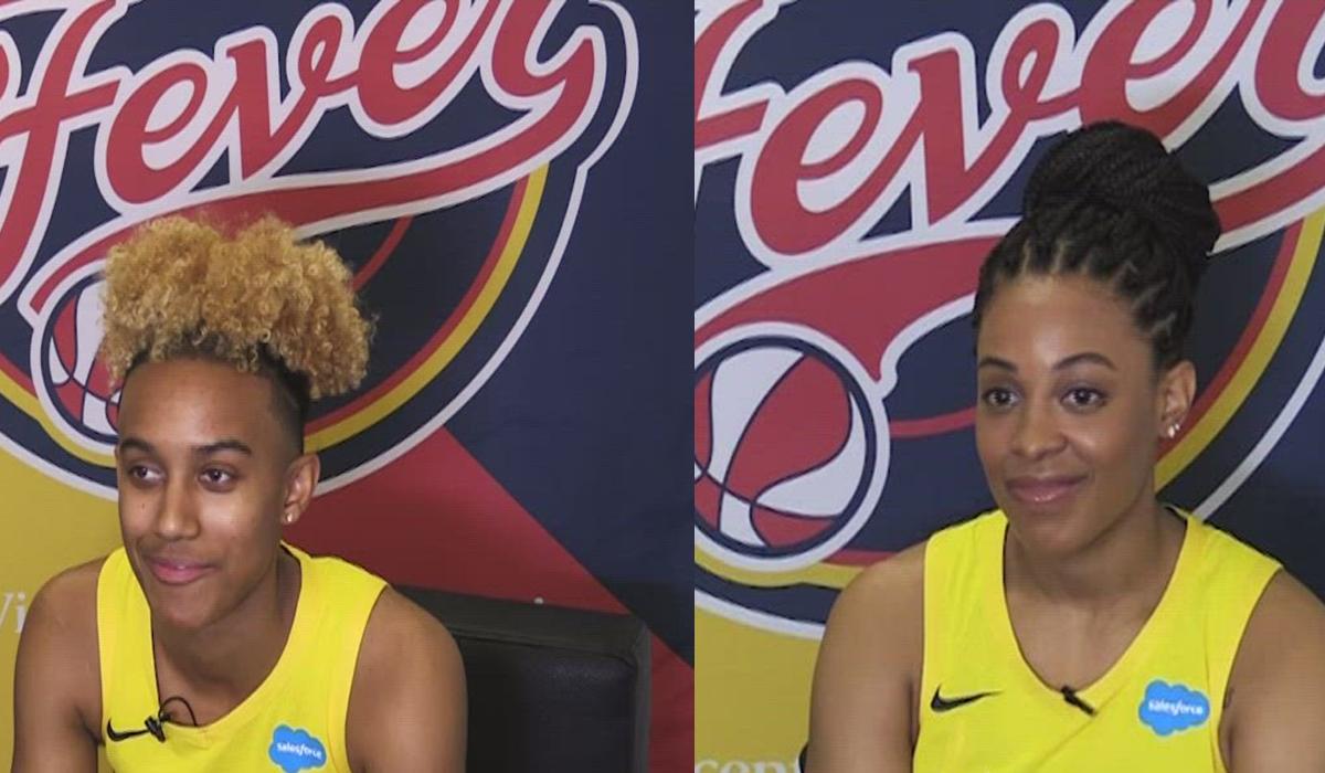 Indiana Fever prescinde de Paris Kea y Erica McCall