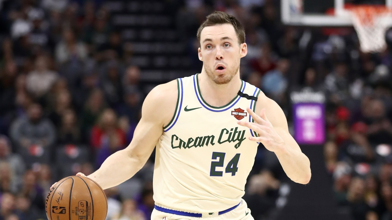 "Pat Connaughton: ""Quiero seguir formando parte de los Milwaukee Bucks"""