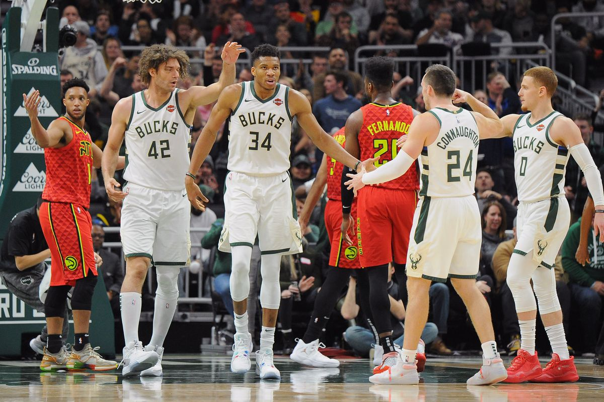 Los Milwaukee Bucks y su sed de revancha