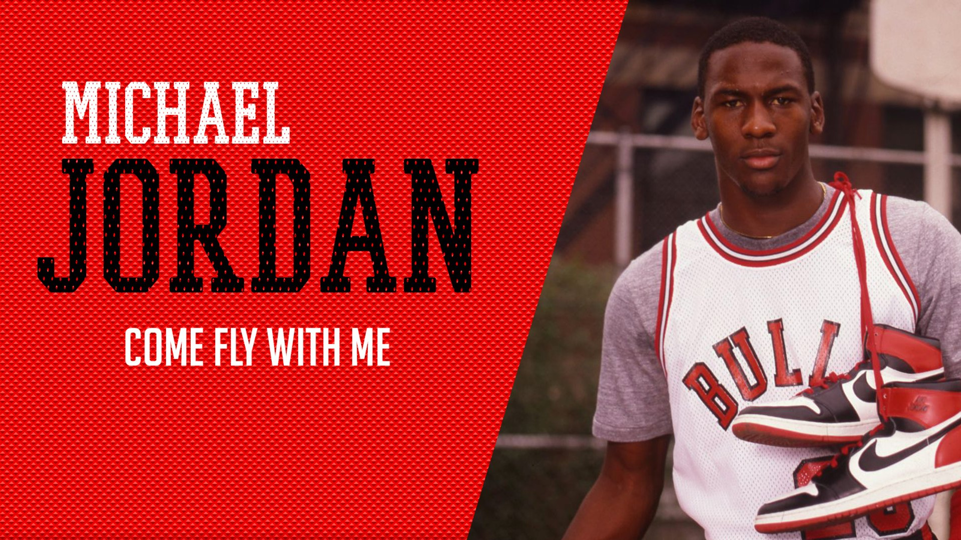 Documentales NBA | Come fly with me, Michael Jordan