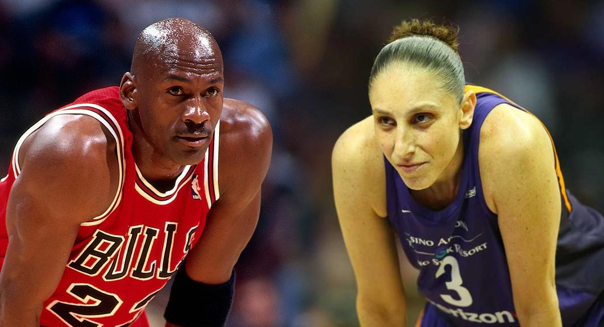 Taurasi ve la mentalidad de Jordan resonando en ella
