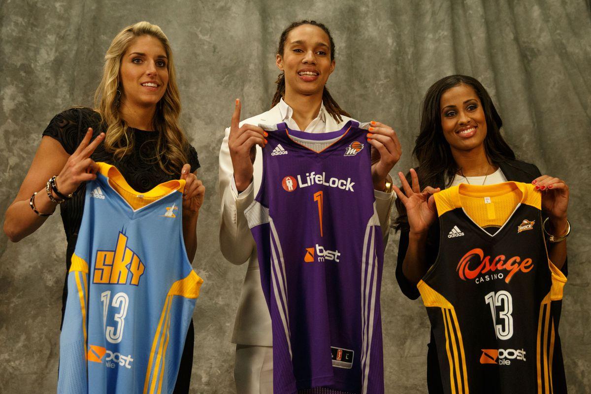 Re-Draft WNBA: Volviendo a hacer el Draft de 2013