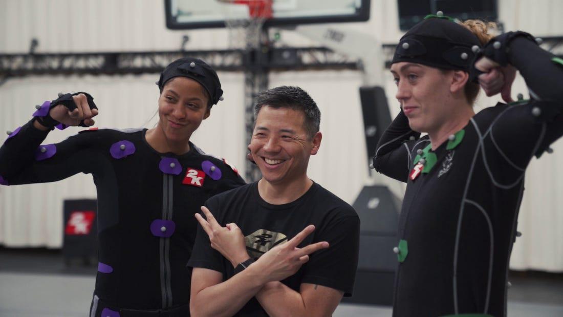 Las mejores jugadoras de la WNBA en el videojuego 2K20