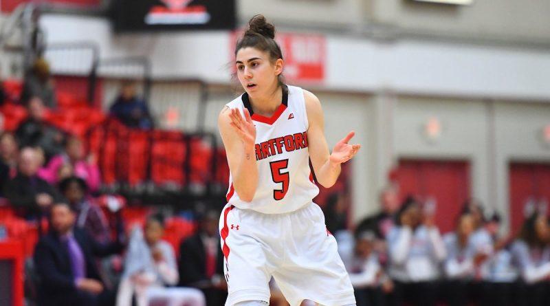 Hablamos con Lindsey Abed sobre la pausa en el baloncesto femenino
