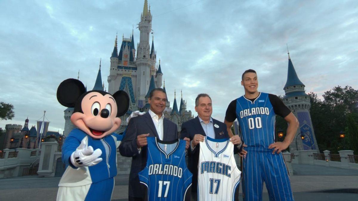 Orlando puede ser un lugar prometedor para reactivar la NBA