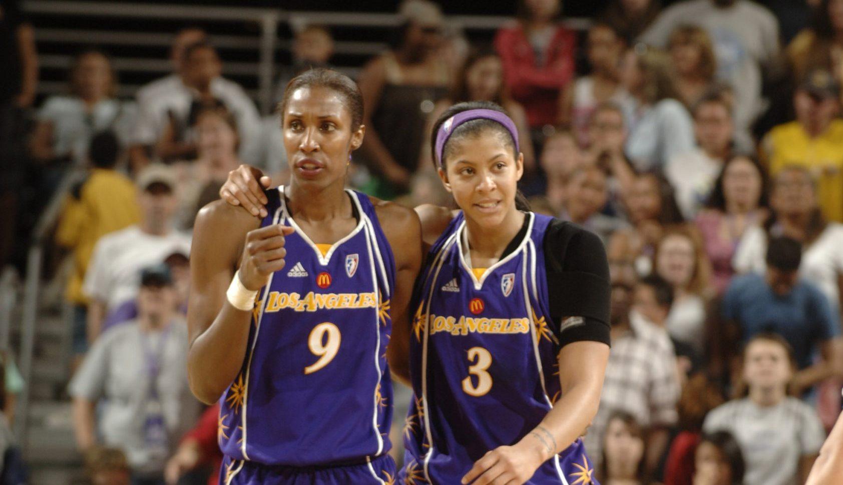 Un día como hoy en 2008… Candace Parker debutó en la WNBA