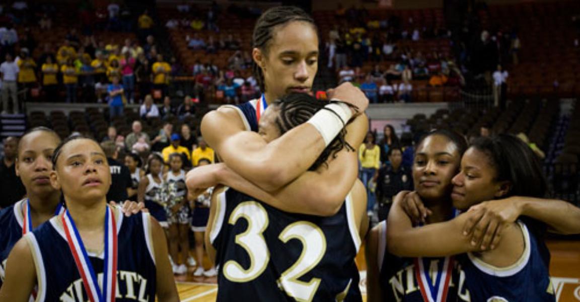Una niña con muchas inquietudes que eligió el baloncesto