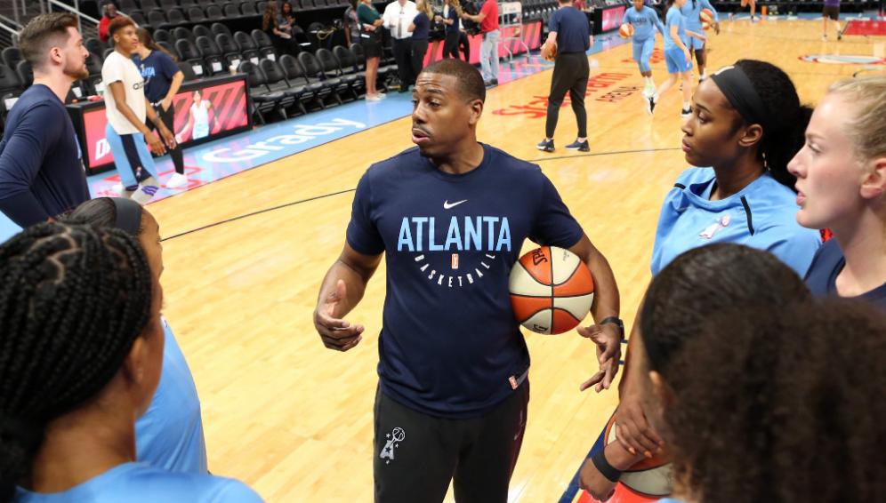 Entrevista | Darius Taylor, assistant coach en Atlanta Dream