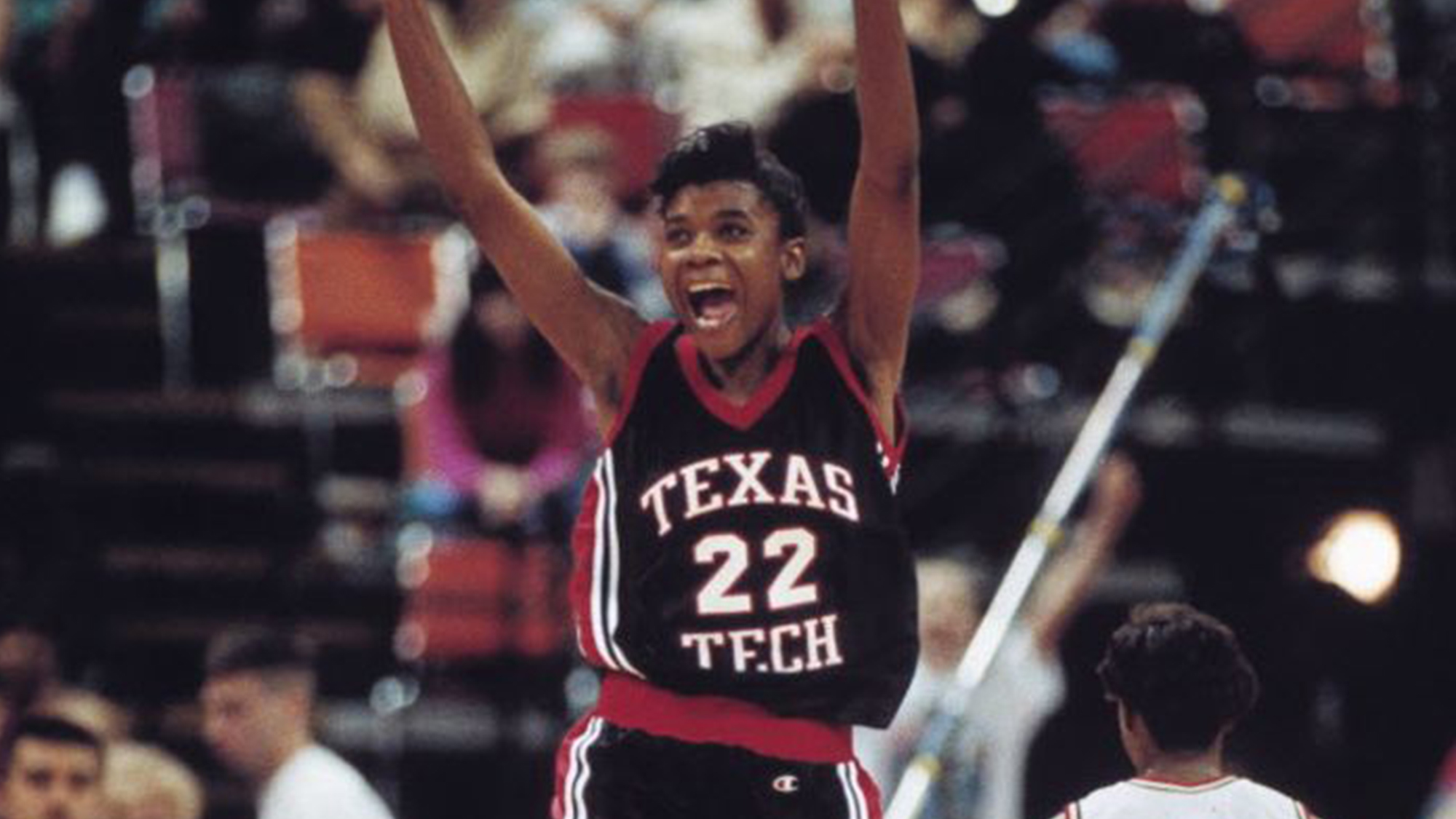 Recordando los años de Sheryl Swoopes en Texas Tech