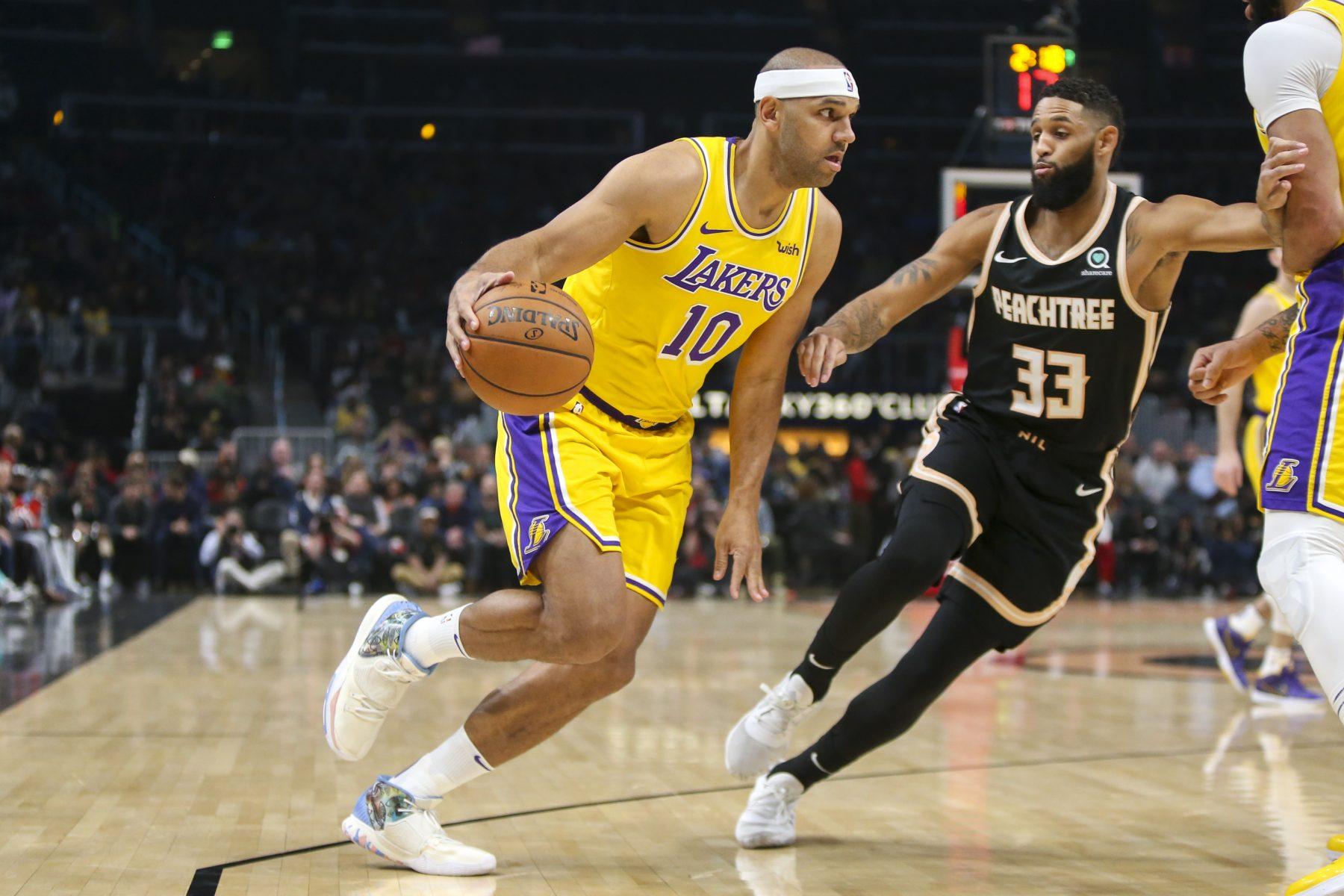 """Jared Dudley está """"90% seguro"""" de que la NBA regresará esta temporada"""