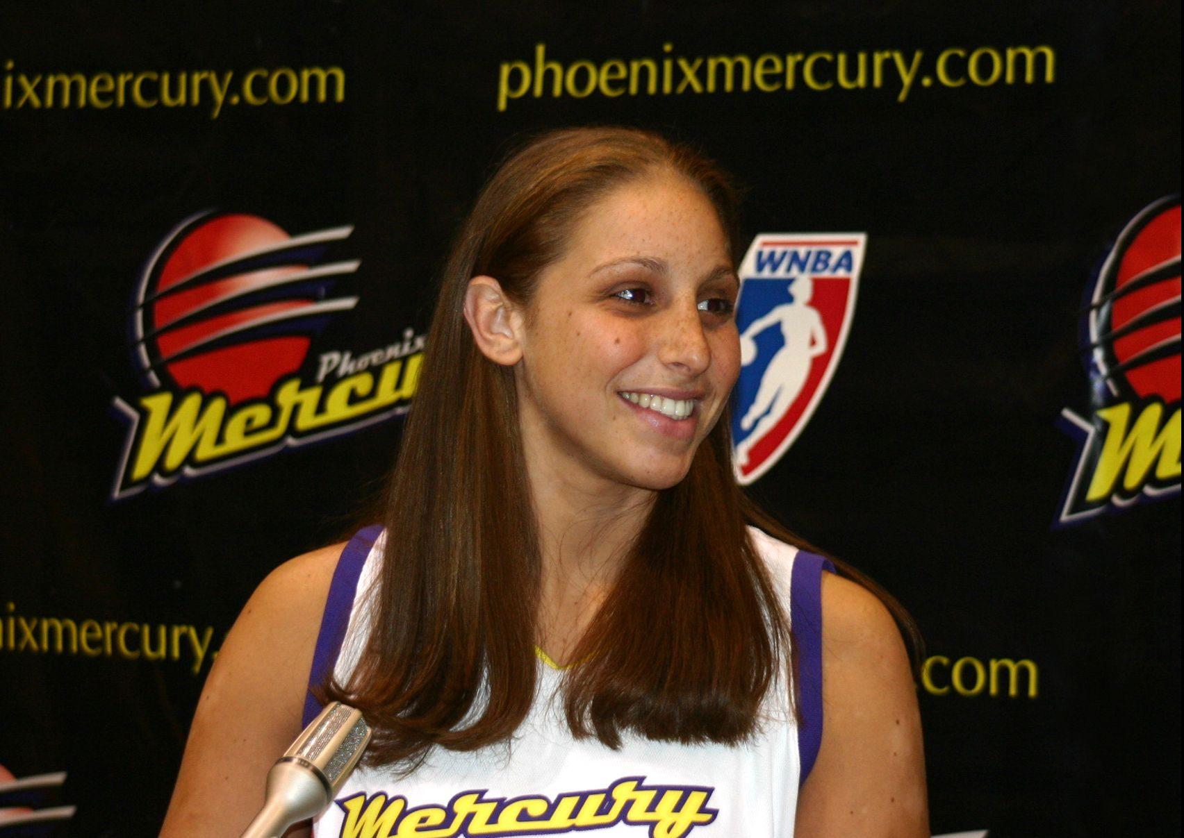 La llegada de Diana Taurasi a la WNBA