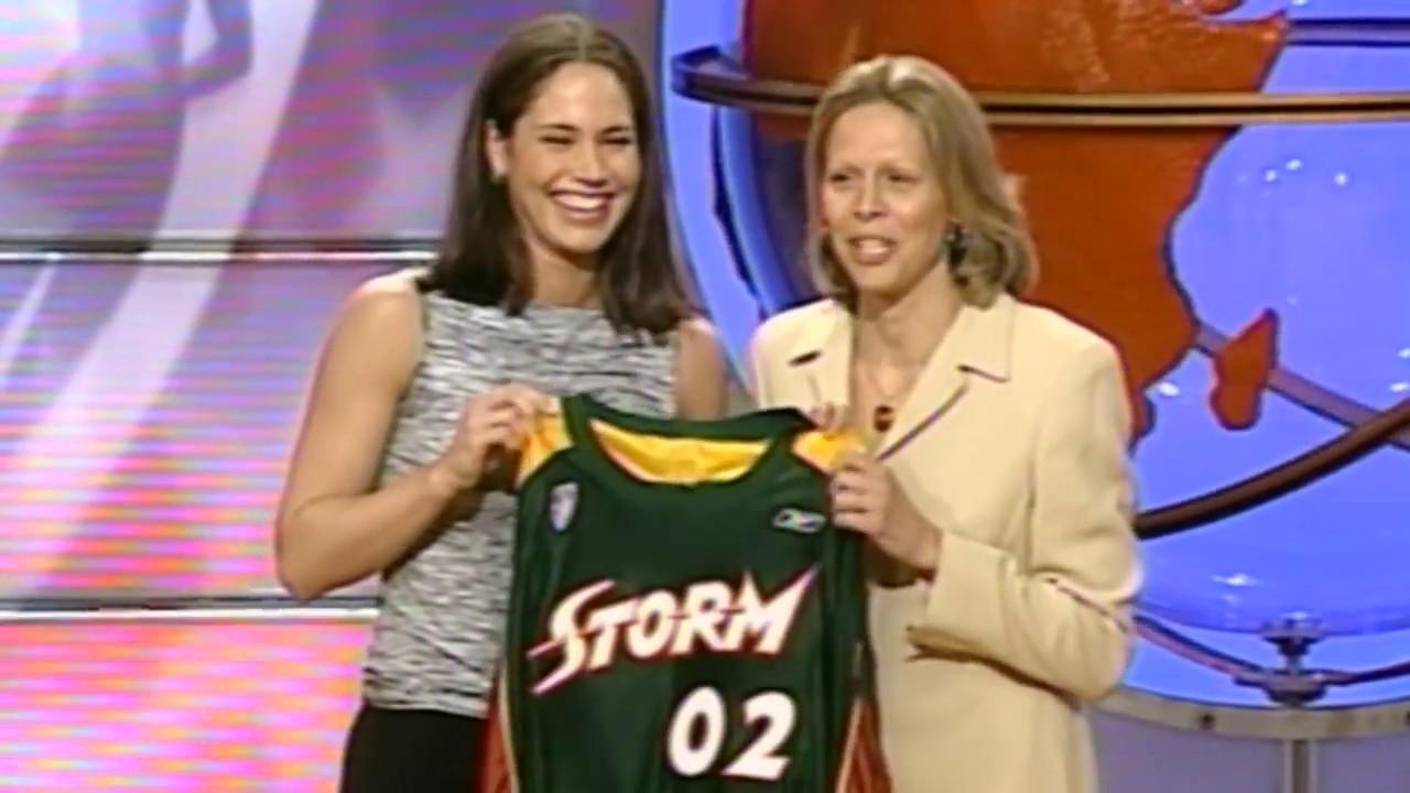 La llegada de Sue Bird a la WNBA