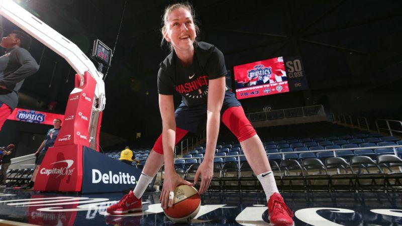 Emma Meesseman pretende jugar la temporada 2020