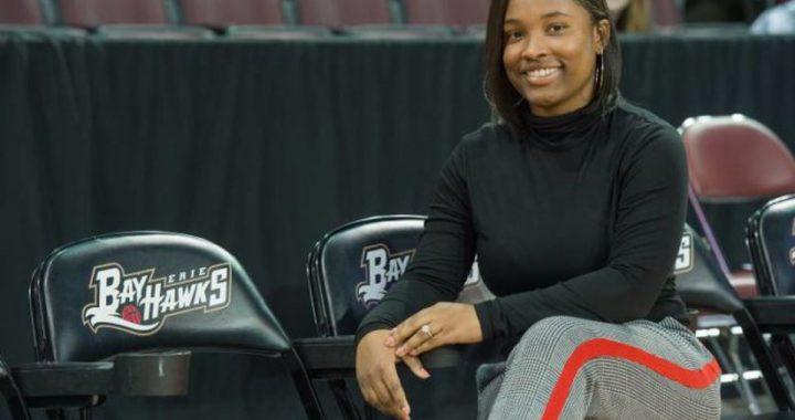 El equipo afiliado de Atlanta promueve a Tori Miller como su general manager
