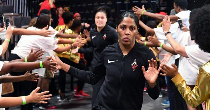 Sydney Colson afirma que participará en la WNBA