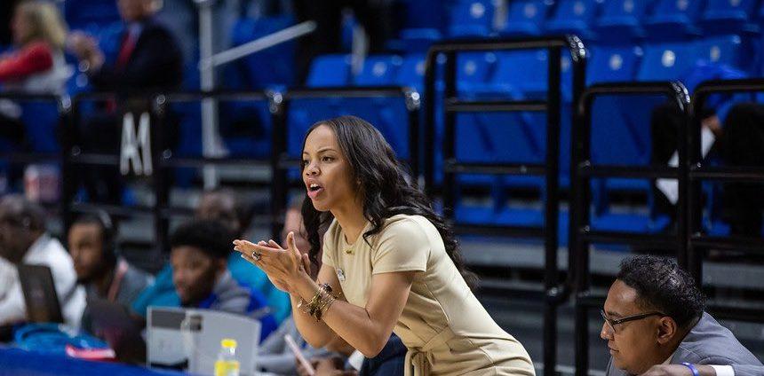Entrevista   Kenia Cole, assistant coach en Hampton University