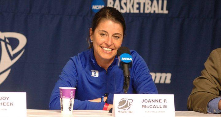 Joanne McCallie deja el cargo en la universidad de Duke