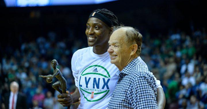 Kevin Garnett, ¿compraría también las Minnesota Lynx?