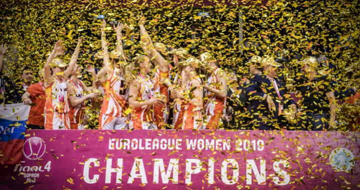¿Cuál es el plan para la EuroLeague Women 2020/21?