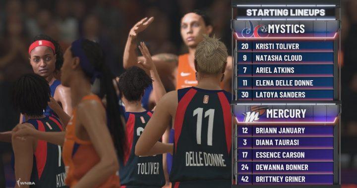 ¿Podremos crear a nuestra propia jugadora en 'Mi Jugador' en NBA 2K21?