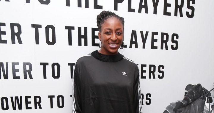 Nneka Ogwumike gana el WNBA's Kim Perrot Sportsmanship Award