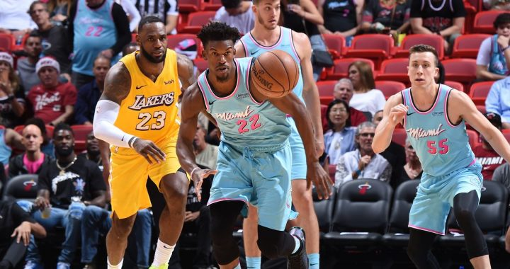 Las claves de Miami Heat para vencer a Los Angeles Lakers
