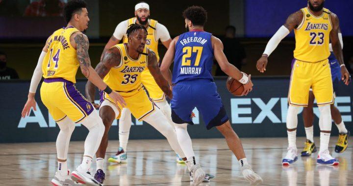 Anthony Davis en una noche mágica da la victoria del Juego 1 de Los Angeles Lakers
