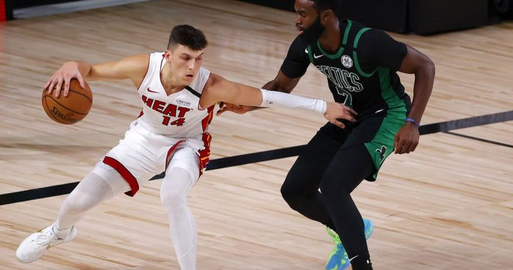 Boston Celtics vencen al Miami Heat y reducen la desventaja en la Final del Este 2-1