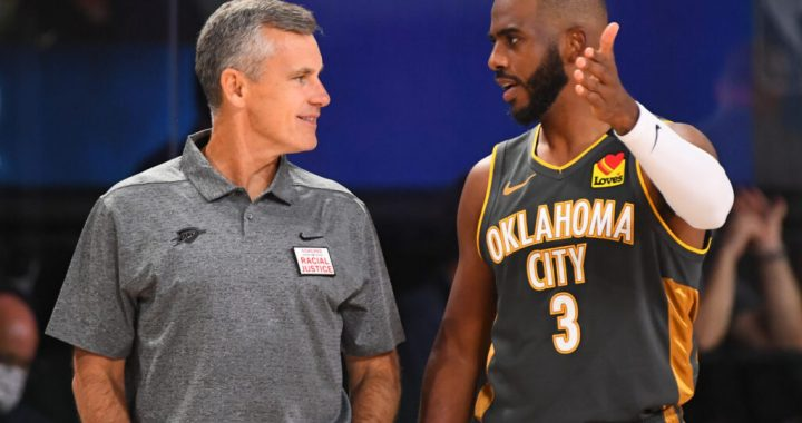 Billy Donovan y Oklahoma City Thunder separan sus caminos