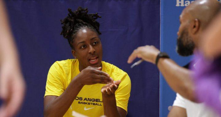 Nneka Ogwumike está disponible para jugar tras su lesión de espalda