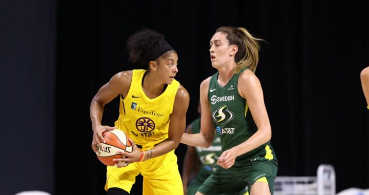Los playoffs de la WNBA serán con todos los partidos televisados
