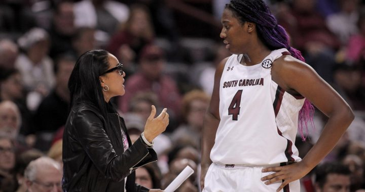 Aliyah Boston, Dawn Staley y un gran proyecto en South Carolina
