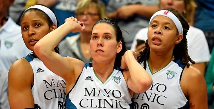 """Anna Cruz, campeona de la WNBA: """"Respeto a todo el mundo sin miedo a nadie"""""""