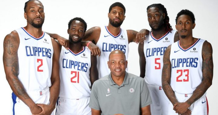 Doc Rivers y Los Angeles Clippers separan caminos tras el fracaso de Playoffs