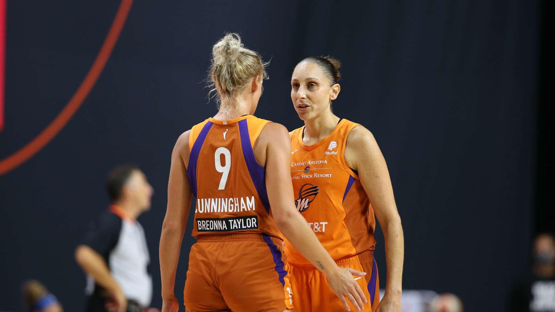Previa: Primera ronda de los playoffs en la WNBA