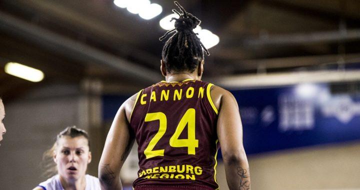 Las Vegas Aces firman a Emma Cannon para reforzar la plantilla
