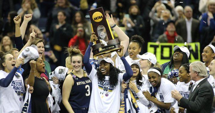 Se espera hacer un torneo de 64 equipos y con Final Four en la NCAA