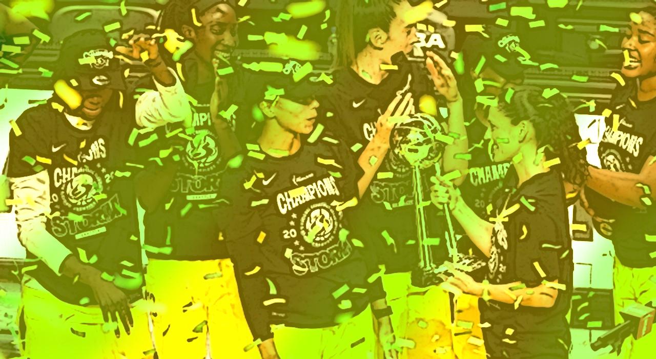 Radiografía del cuarto campeonato de las Seattle Storm