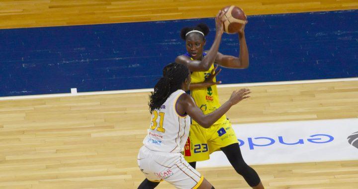 """Sika Koné sobre ir a la WNBA: """"Es un sueño desde que soy muy pequeña"""""""
