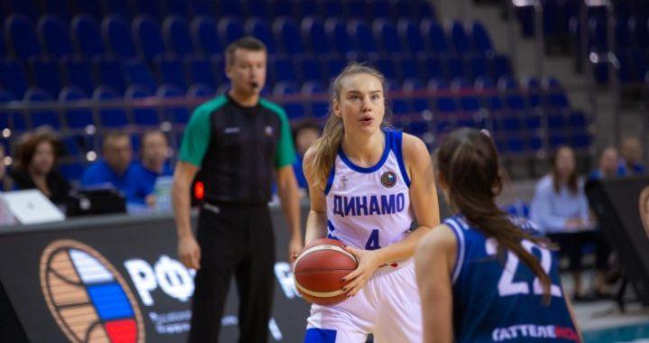 Raisa Musina, una jugadora que puede marcar la diferencia en Dynamo de Kursk