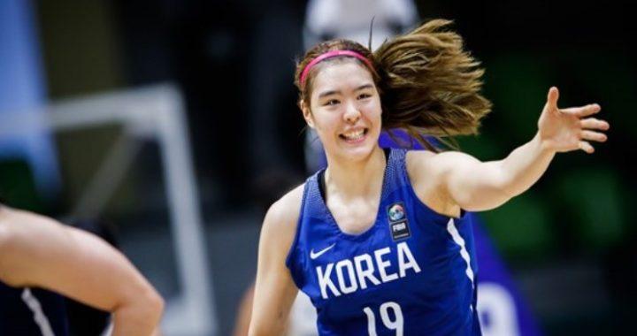 Ji-Su Park, jugadora de Las Vegas Aces, se está saliendo en su país