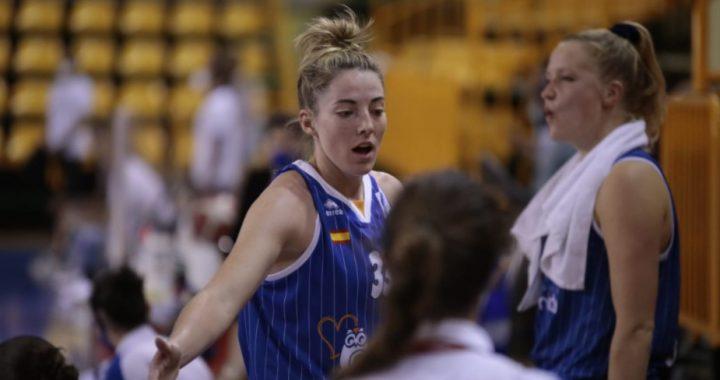 Katie Lou Samuelson con confianza parece otra jugadora distinta a la de WNBA