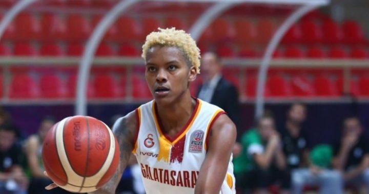Courtney Williams se postula como la líder del Galatasaray